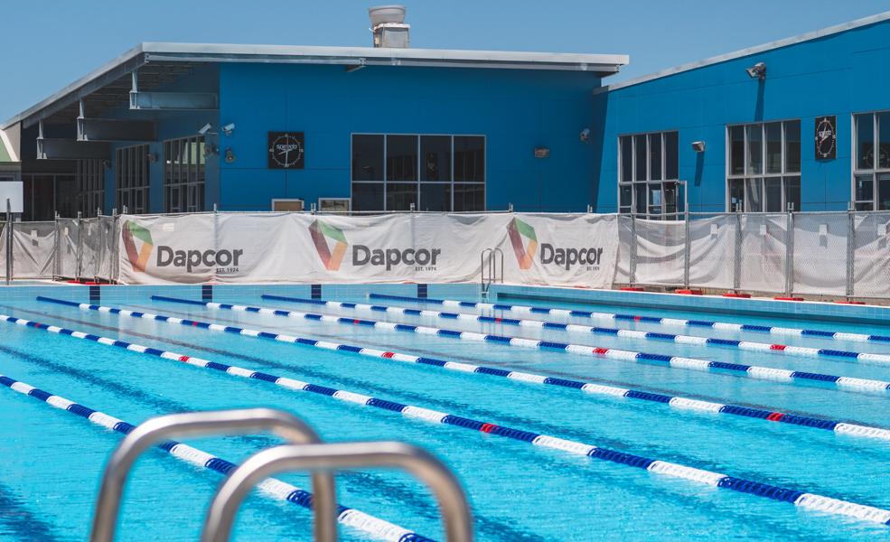 Commercial Pool Refurbishment