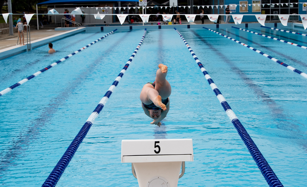 San Souci Pool Refurbishment