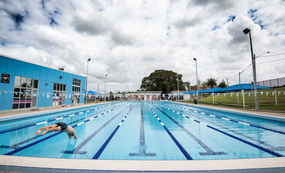 San Souci Pool Refurbishment