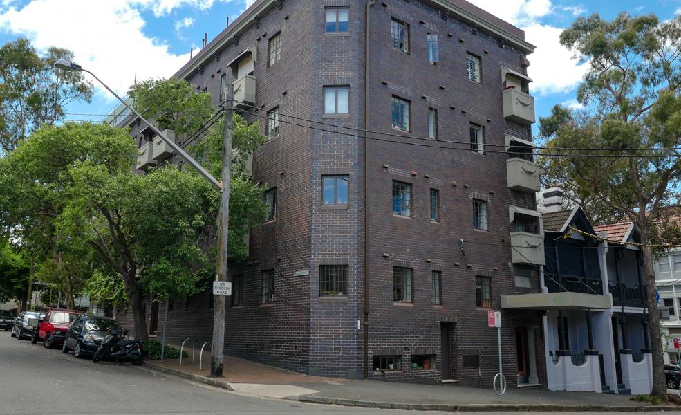 heritage building repairs